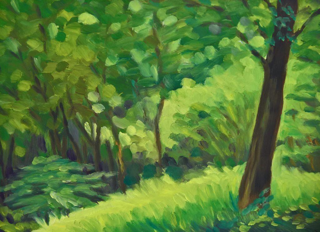 Woods Study #1